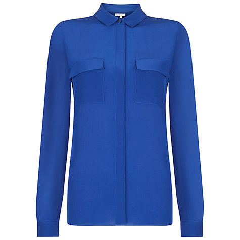 Buy Hobbs Sammy Silk Blouse Online at johnlewis.com