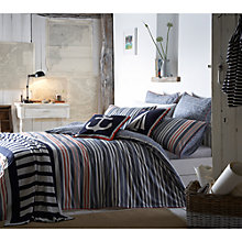 Buy Seasalt Ashore Stripe Bedding Online at johnlewis.com