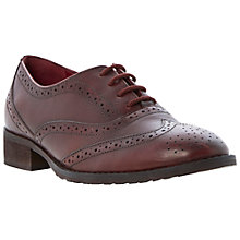 Buy Bertie Luka Leather Lace Up Brogues Online at johnlewis.com