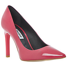 Buy Dune Arwenn Patent Court Shoes Online at johnlewis.com