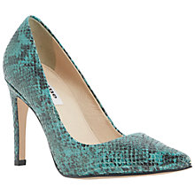 Buy Dune Aonda Pointed Toe High Heel Court Shoes Online at johnlewis.com