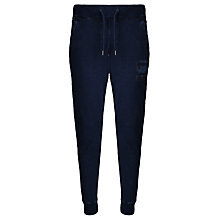 Buy G-Star Raw Jersey Denim Effect Jogger Trousers, Dark Aged Online at johnlewis.com