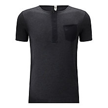 Buy G-Star Raw Neoth Grandad T-Shirt, Mazarine Blue Online at johnlewis.com