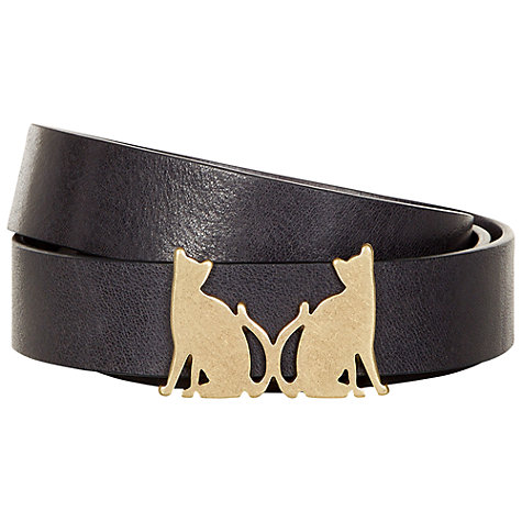 Buy Hobbs Rosie Cat Belt Online at johnlewis.com