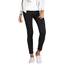 Buy Mint Velvet Seattle Skinny Jeans, Grey Online at johnlewis.com