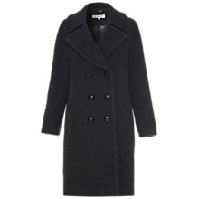 Buy Damsel in a dress Charlecote Coat, Grey Online at johnlewis.com
