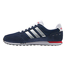 Buy Adidas Neo City Racer Shoes Online at johnlewis.com
