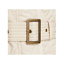 Buy Barbour Tourer Quilted Jacket, Pearl Online at johnlewis.com