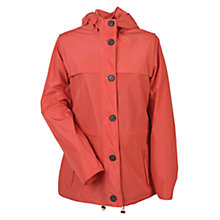 Buy Barbour Durham Jacket, Red Sky Online at johnlewis.com