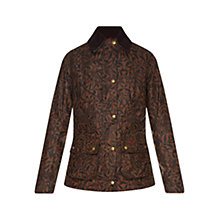 Buy Barbour May Wax Jacket, Michaelmass Daisy Online at johnlewis.com