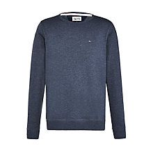 Buy Hilfiger Denim Vaco Crew Neck Jersey Online at johnlewis.com