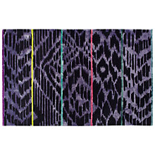 Buy Designers Guild Bandala Rug, Plum Online at johnlewis.com