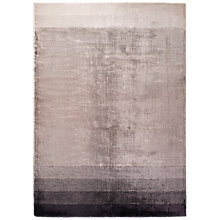 Buy Designers Guild Nilaruna Rug, Silver Online at johnlewis.com