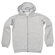 Buy Polarn O. Pyret Children's Hoodie, Grey Online at johnlewis.com