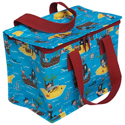 Rex Pirate Print Lunch Bag, Multi