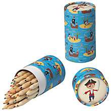 Buy Rex Pirate Colouring Pencils, Pack of 36, Multi Online at johnlewis.com