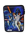 Star Wars iPad Mini Neoprene Case, Blue/Multi