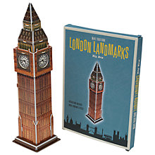 Buy Rex London Landmarks Make Your Own Big Ben Online at johnlewis.com