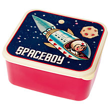 Buy Rex Spaceboy Lunch Box Online at johnlewis.com
