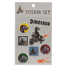 Buy Dinosaur Sticker Pack Online at johnlewis.com