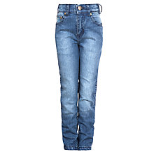 Buy Kin by John Lewis Boys' Denim Jeans, Indigo Online at johnlewis.com