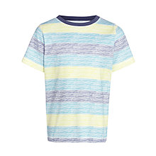 Buy Kin by John Lewis Drawn On Striped T-Shirt Online at johnlewis.com