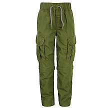 Buy John Lewis Boy Zip-Off Combat Trousers Online at johnlewis.com