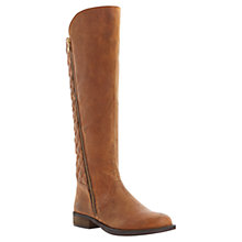Buy Steve Madden Northside Leather Knee High Boots Online at johnlewis.com