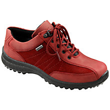 Buy Hotter Made in England Mist Leather Waterproof Shoes Online at johnlewis.com