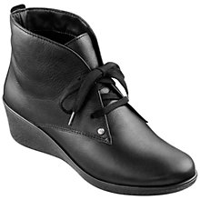 Buy Hotter Made in England Seville Leather Ankle Boots Online at johnlewis.com