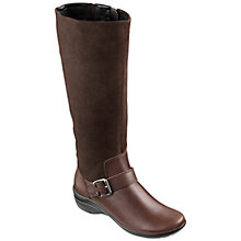 Buy Hotter Made in England Nordic Leather Boots Online at johnlewis.com