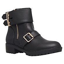 Buy Miss KG Saturn Buckle Trim Ankle Boots Online at johnlewis.com