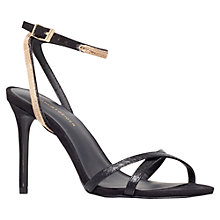 Buy KG by Kurt Geiger Horizon Sandals, Black Online at johnlewis.com