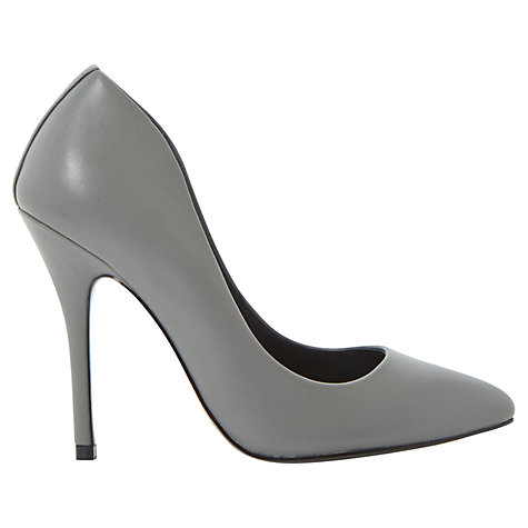 Buy Steve Madden Galleryy Leather Court Shoes Online at johnlewis.com