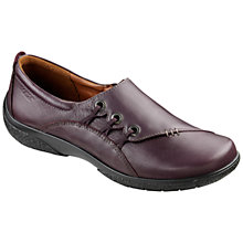 Buy Hotter Made in England Shout Leather Shoes Online at johnlewis.com