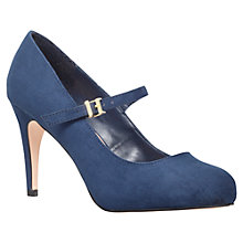 Buy Miss KG Comet Court Shoes , Navy Online at johnlewis.com
