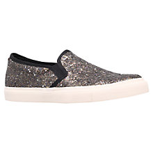 Buy KG by Kurt Geiger Lisbon Slip On Trainers Online at johnlewis.com