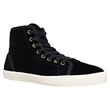 Buy KG by Kurt Geiger Leap High Top Trainers Online at johnlewis.com