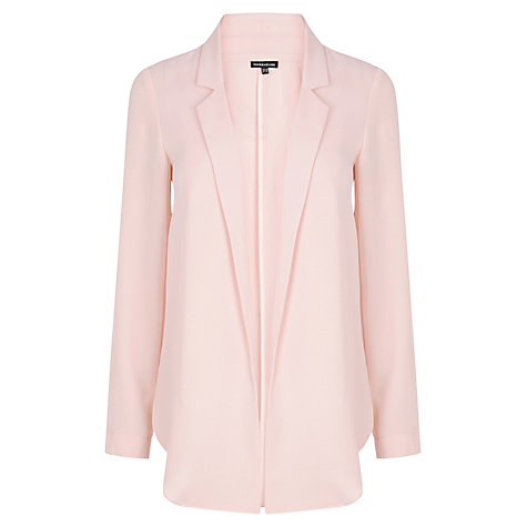Buy Warehouse Soft Blazer Jacket Online at johnlewis.com