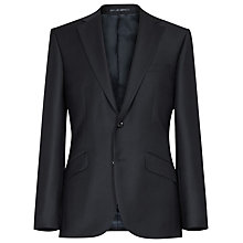 Buy Reiss Cavalry B Wool Twill Blazer, Midnight Online at johnlewis.com