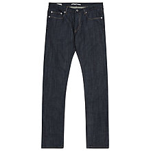 Buy Reiss Redford Slim Fit Stretch Jeans, Navy Online at johnlewis.com