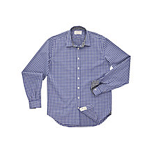 Buy Thomas Pink Woodford Check Long Sleeve Shirt Online at johnlewis.com