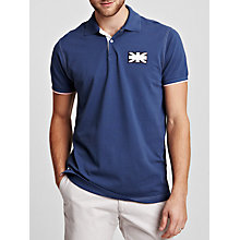 Buy Thomas Pink Ashmore Plain Polo Shirt, Navy Online at johnlewis.com