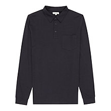 Buy Reiss Pablo Long Sleeve Polo Shirt Online at johnlewis.com
