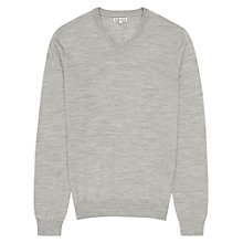 Buy Reiss Alto Merino Wool Jumper Online at johnlewis.com