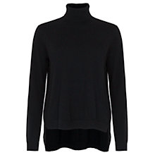 Buy French Connection Bambino Knit Jumper, Black Online at johnlewis.com