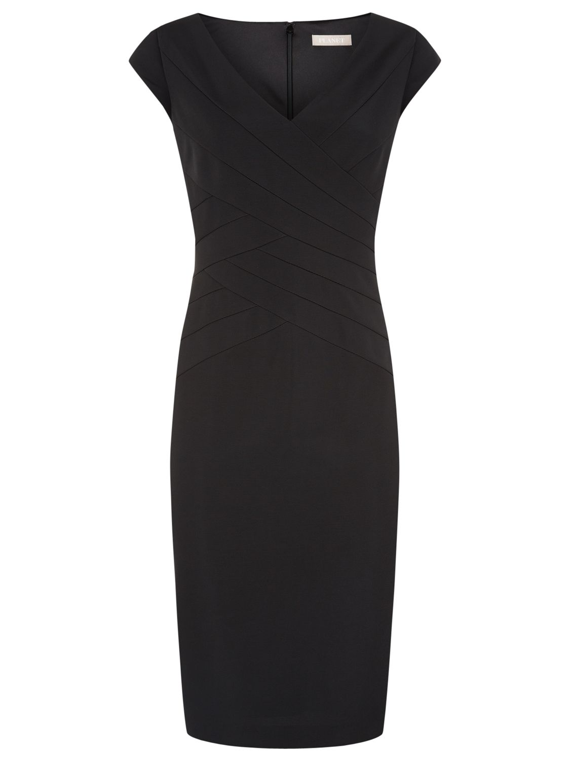 planet bandage midi dress black, planet, bandage, midi, dress, black, 12|14|10, clearance, womenswear offers, womens dresses offers, women, plus size, womens dresses, special offers, 1607417