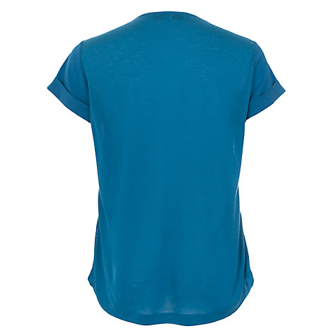 Buy French Connection Polly Plains T-Shirt Online at johnlewis.com
