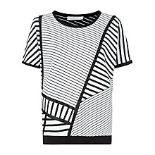 Buy Windsmoor Graphic Sweater, Ivory Online at johnlewis.com