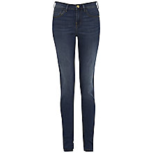 Buy French Connection Eleven 5 Pocket Jeans, Dark Vintage Online at johnlewis.com